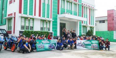 SyneRal Kedatangan Tamu dari Komunitas Suzuki GSX Club Indonesia
